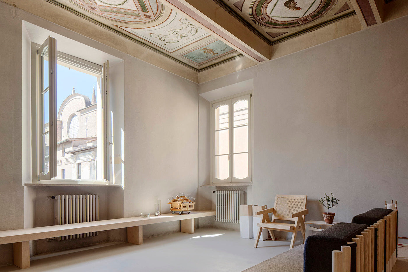 Archiplan in Mantua, Italy, photographed by Davide Galli for The Home Upgrade