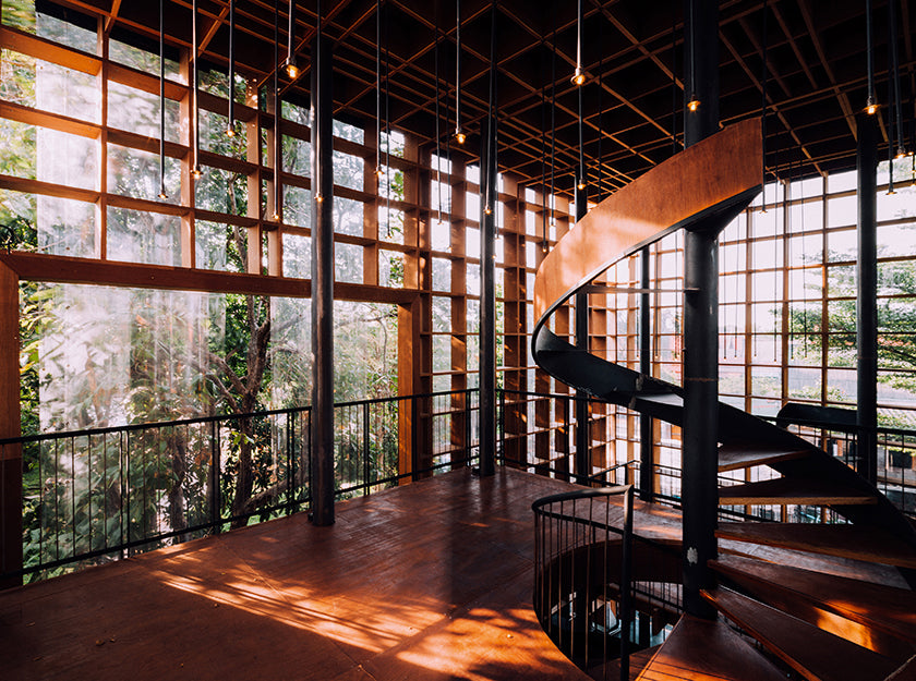 The Harmonizing Architecture of Thailand's Countryside