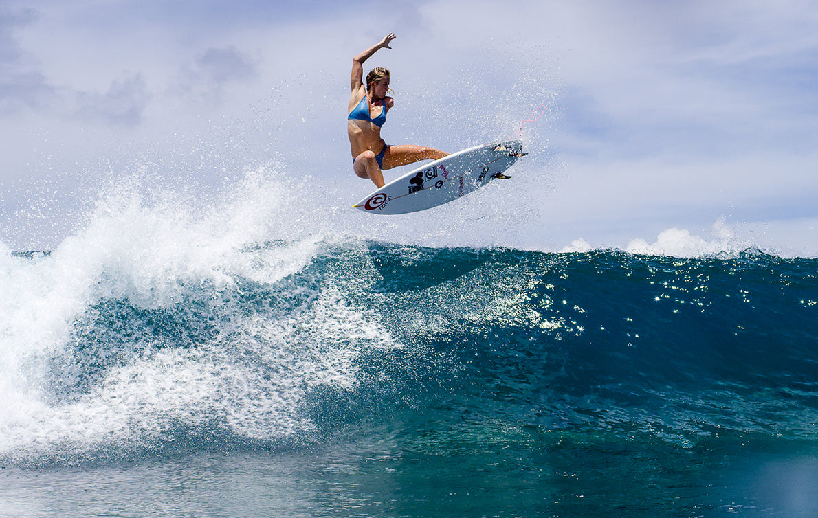 The Unstoppable Rise of Surfer Bethany Hamilton