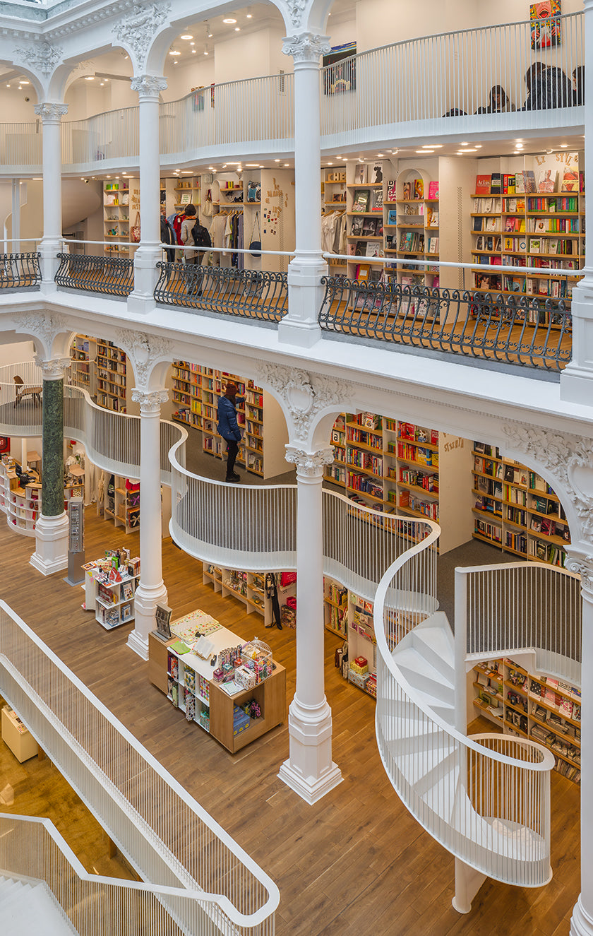 The Most Instagramable Bookstore In The World