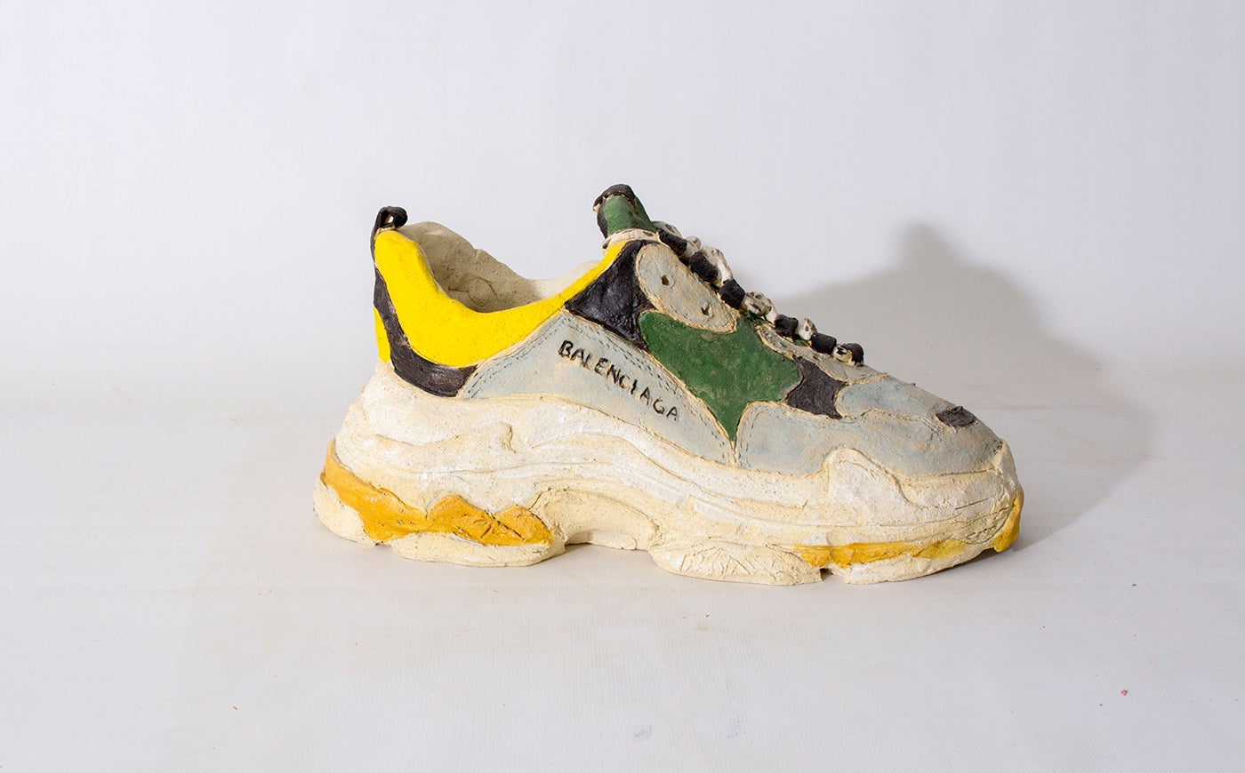 Diana 'Didi' Rojas talks to gestalten about her ceramic shoes