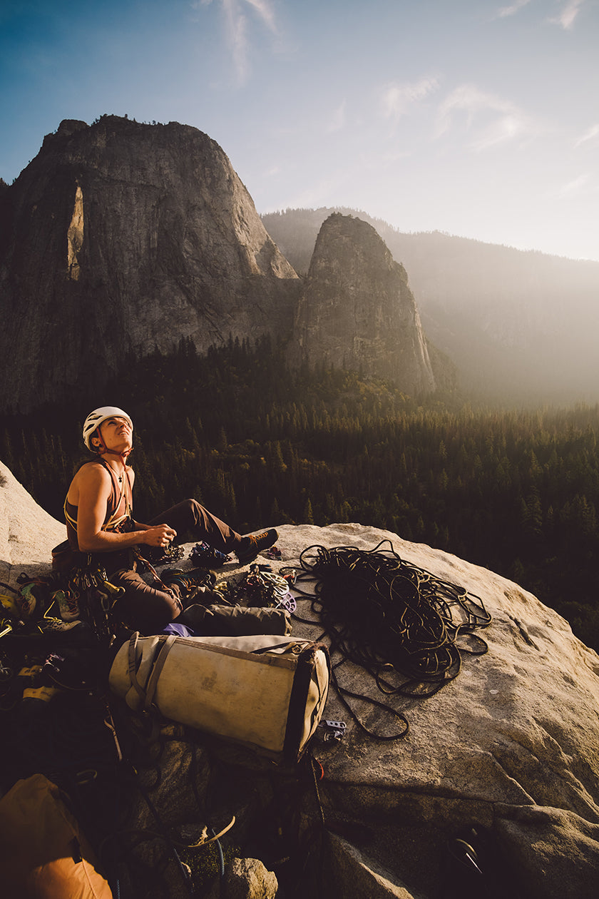 The Woman Who Made History On El Capitan