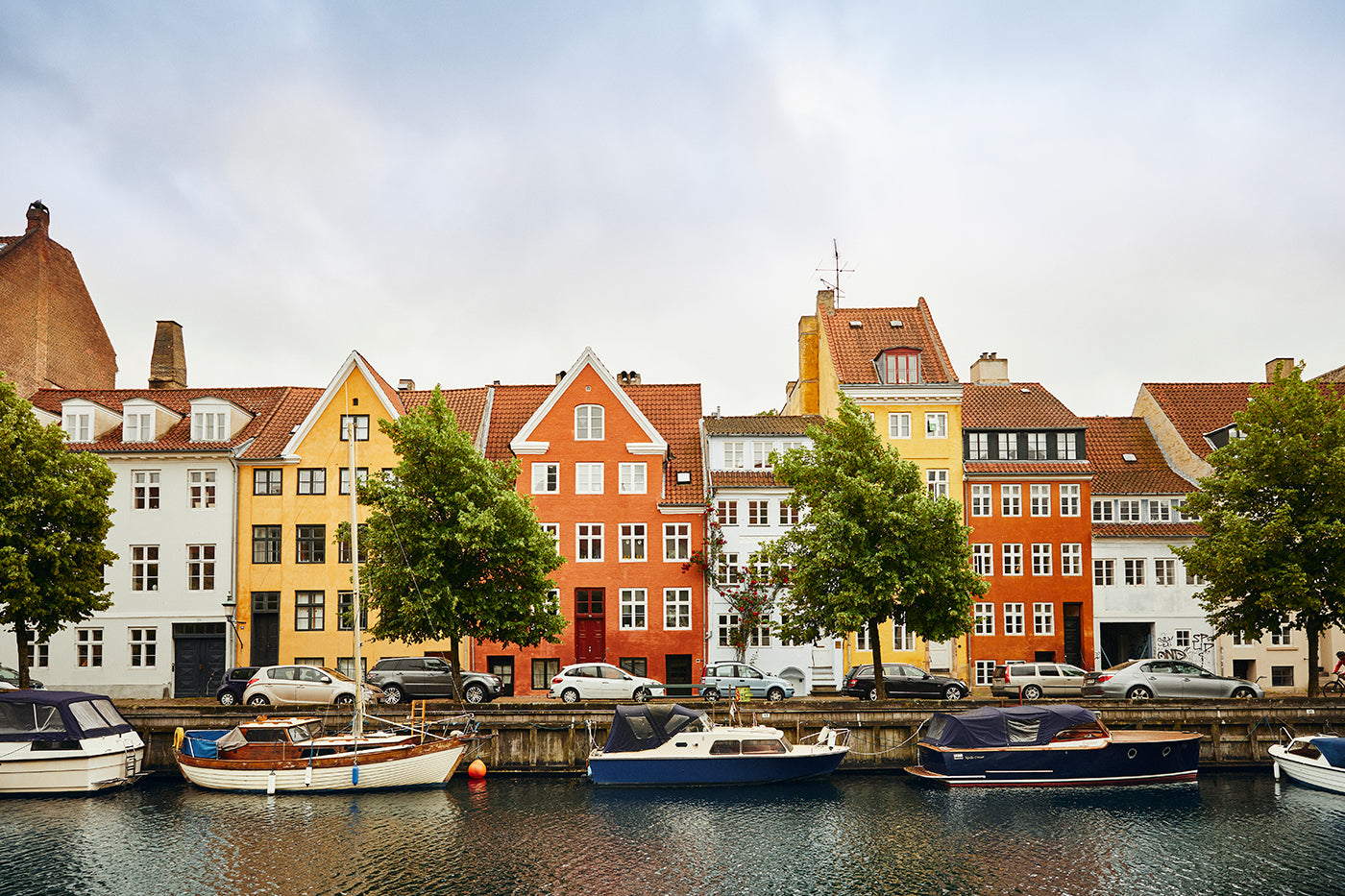 On the Go in Copenhagen: A Father-Son Duo Explore Their Hometown