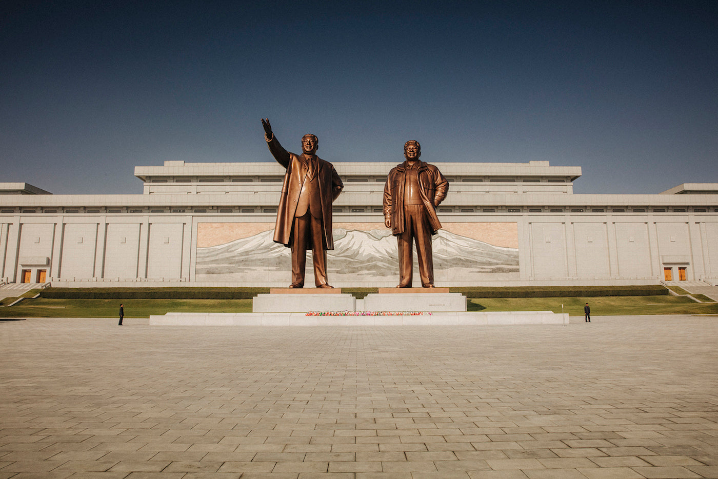 The Tales Of North Korea's Mass Games By Dan Medhurst