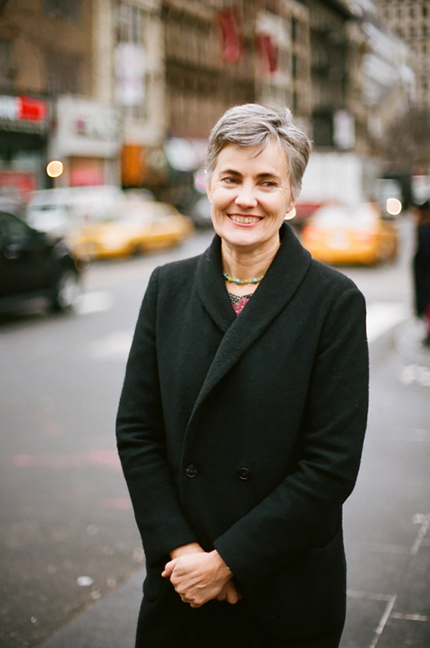 Robin Chase On Reinventing Mobility for The Ideal City