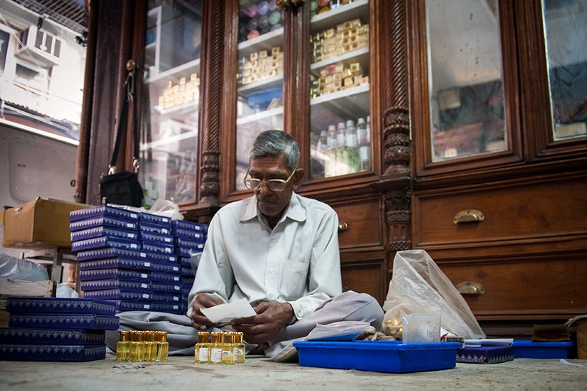 The Oldest Perfumery in Delhi