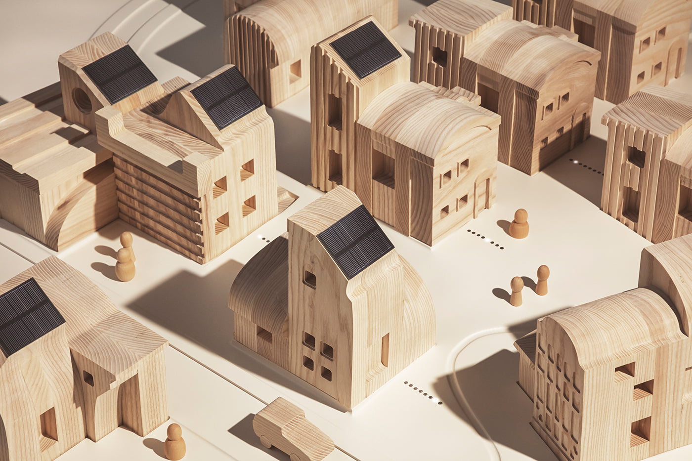 Solar Ville by Space10. Photo: Irina Boersma