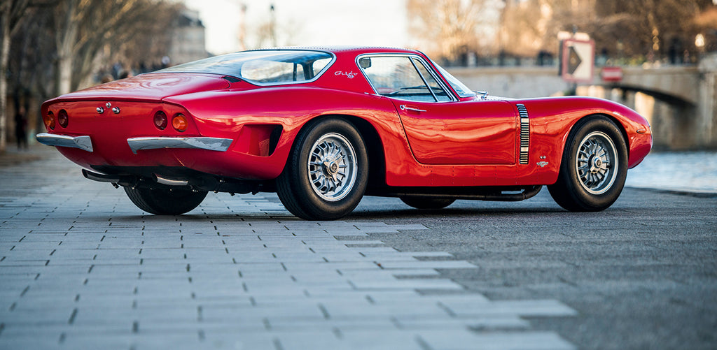 Iso Grifo: Bridging Italian Design with American Power