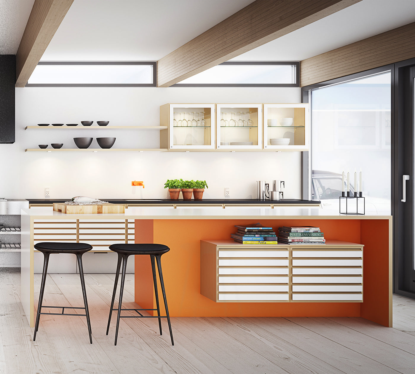 Why Selecting The Right Kitchen Materials Matter