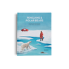 Penguins and Polar Bears is a pretty cool introduction to the Arctic and Antarctic by Little Gestalten