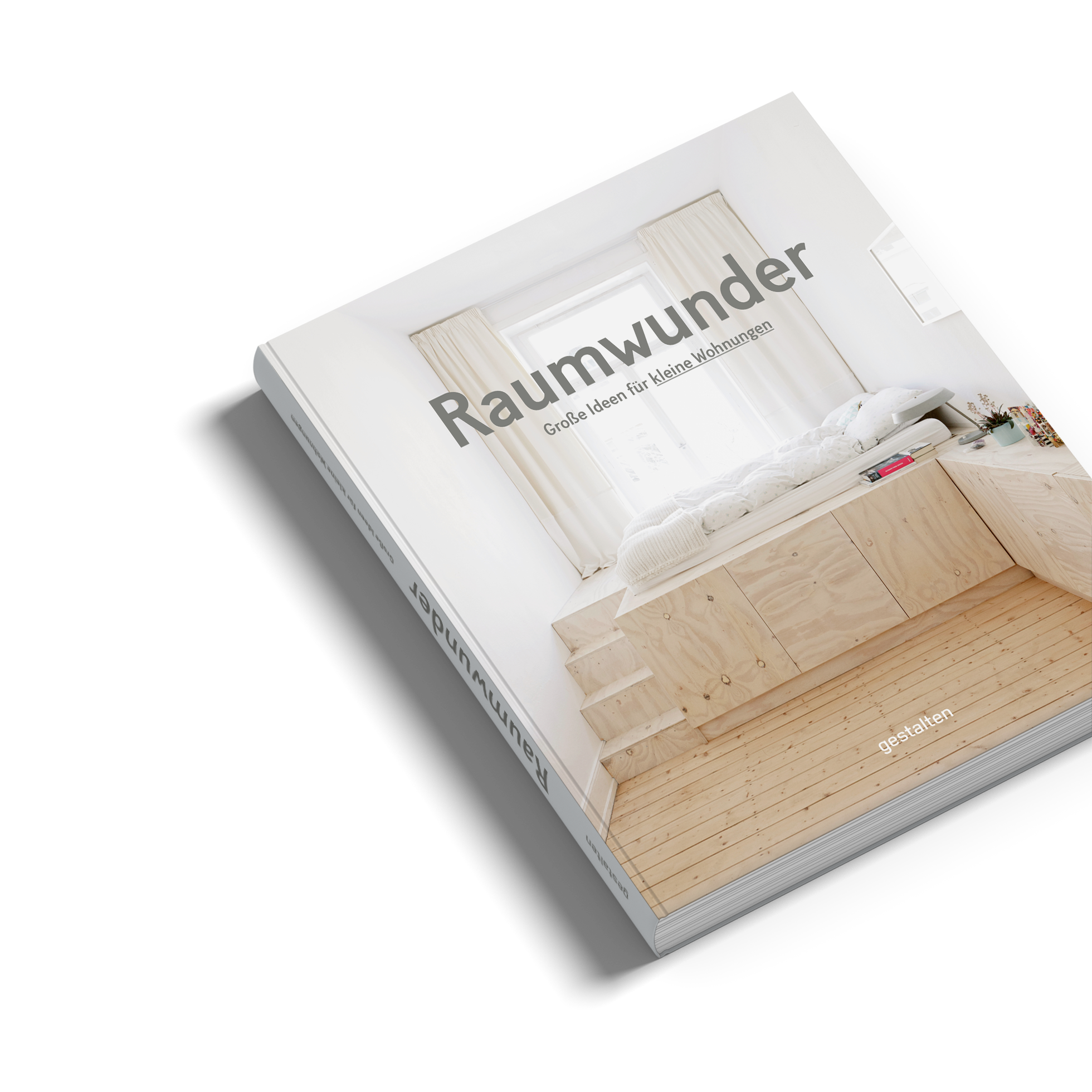 raumwunder gro e ideen f r kleine wohnungen gestalten. Black Bedroom Furniture Sets. Home Design Ideas