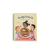 Tasty Treats is a book about easy cooking for children by Little Gestalten