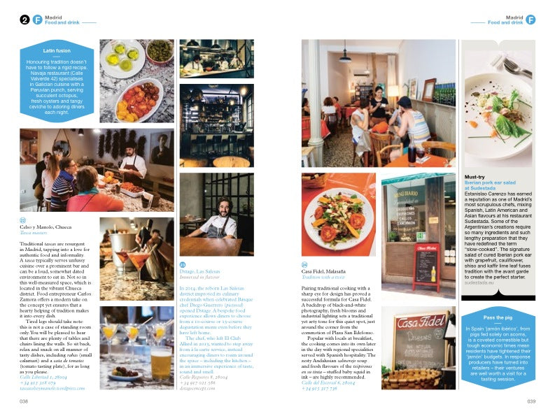 madrid the monocle travel guide series