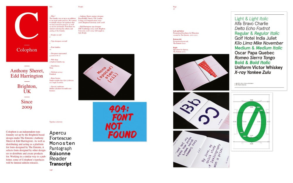 Type Navigator – Special Edition