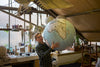 Remaking The World, One Globe At A Time