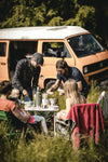 Camping cooking and recipes in the Great Outdoors