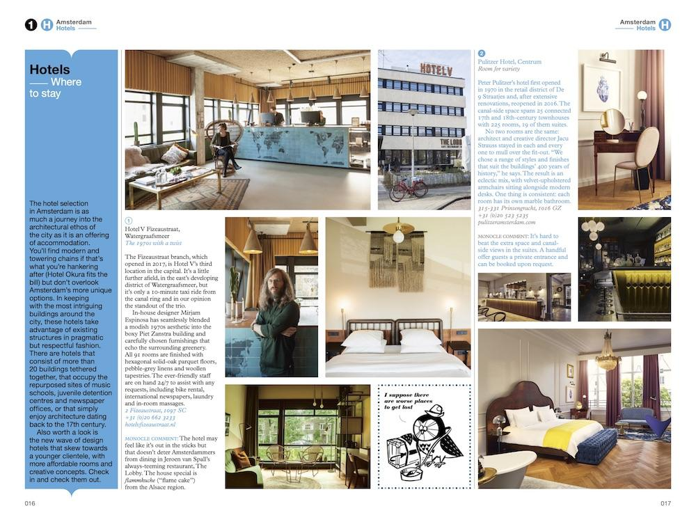 c5bed2daad4e Amsterdam  The Monocle Travel Guide Series 978-3-89955-905-7