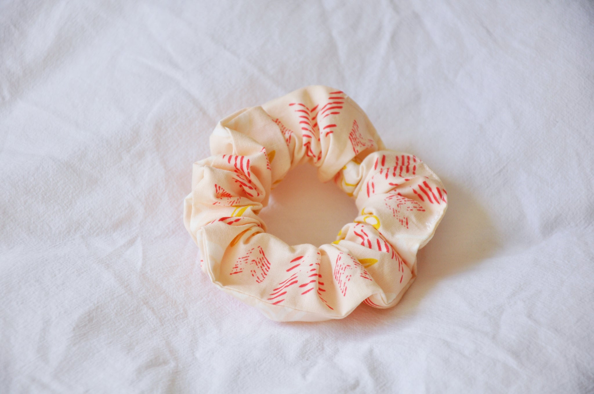 Hearts & Arrows Scrunchie