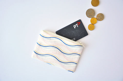 Streamers Coin Pouch