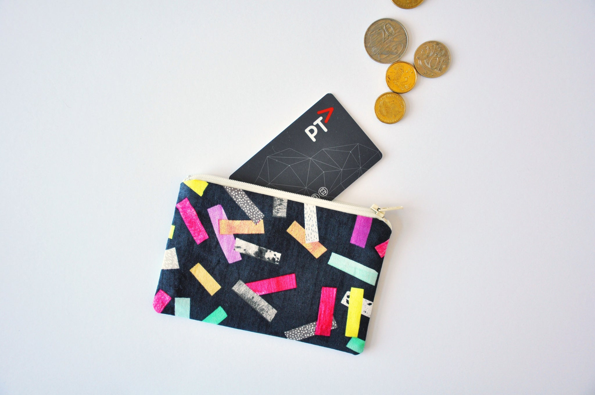 Confetti Sprinkles Coin Pouch
