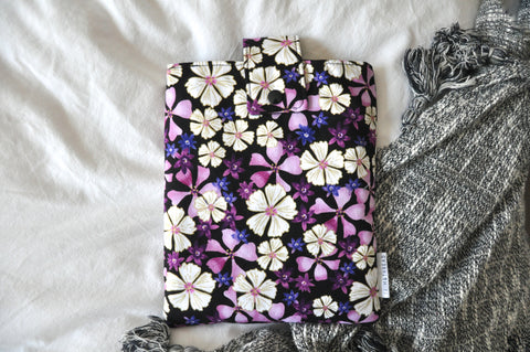 Enchanted Floral Book Sleeve