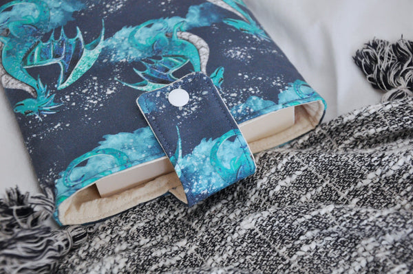 Mythical Dragons Book Sleeve