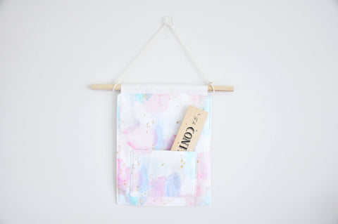 Pastel Rainbow Pin & Bookmark Display Banner