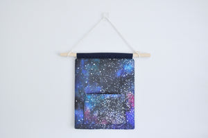 Watercolour Galaxy Pin & Bookmark Display Banner