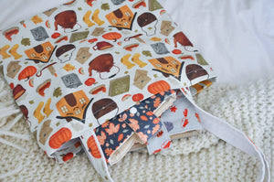 Cosy Cottage Tote Bag