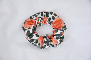 Desert Rose Scrunchie