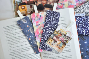 Fabric Bookmarks - 'ACOTAR' Edition