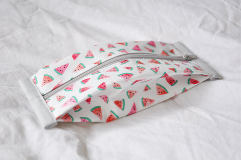 Watermelon Slices Popcorn Pouch (Small)