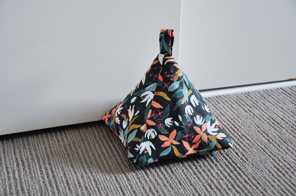 Evening Bloom Door Stop Cover