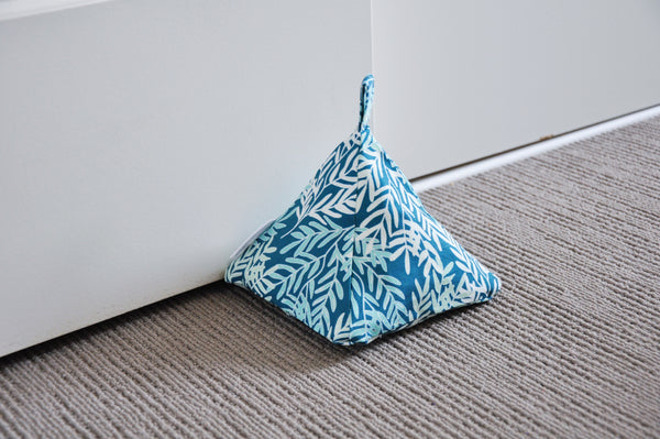 River Leaves Door Stop Cover