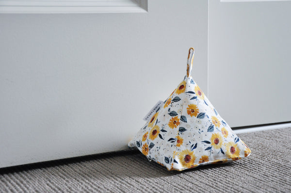 Sunflowers Door Stop Cover