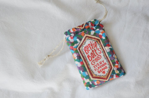 Bertie Bott's Mini Drawstring Snack Bag