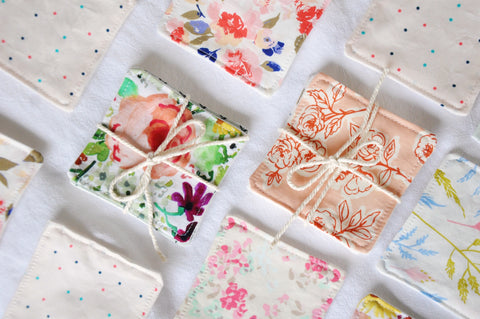 Reusable Facial Squares (Set Of 3)