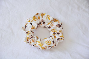 Falling Leaves Scrunchie