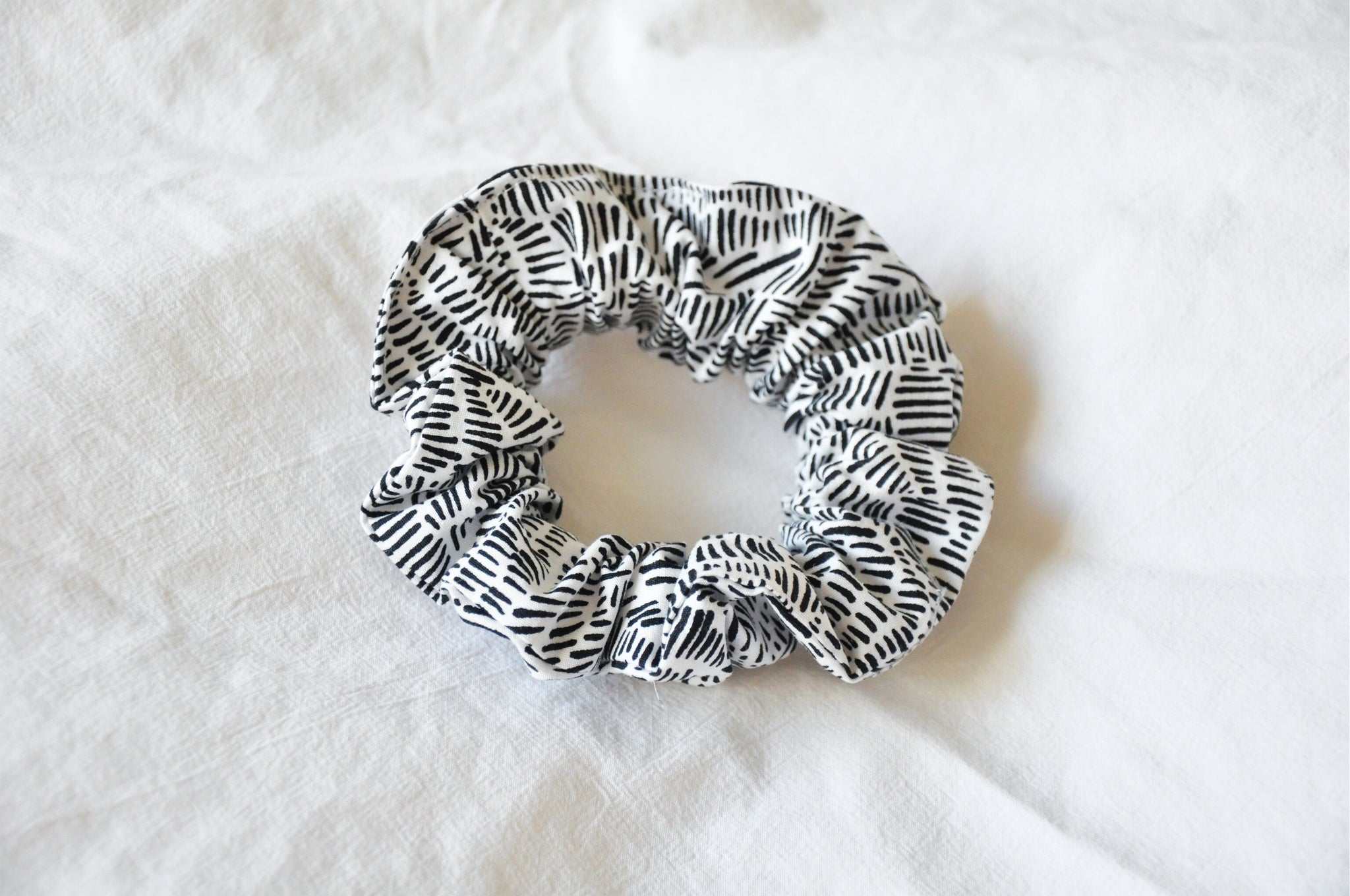 Imprint Scrunchie