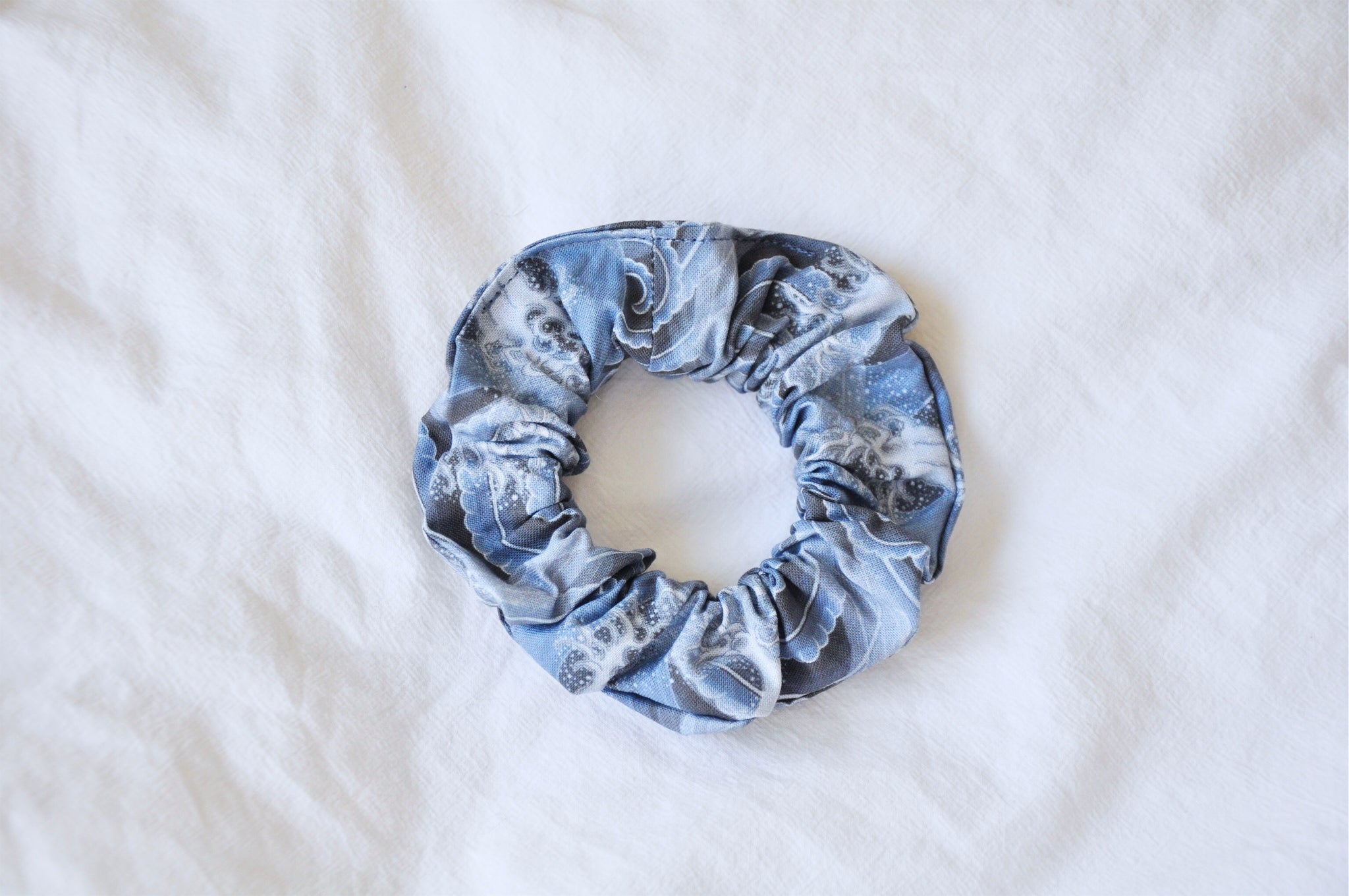 Wind Magic Scrunchie