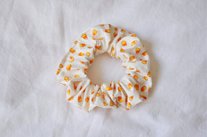 Candy Corn Scrunchie