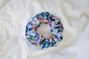 Alice Blue Scrunchie