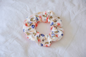Romantic Peonies Scrunchie