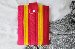 House Pride Quilted Book Sleeve