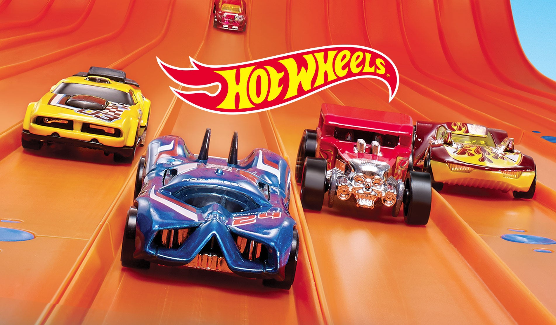 Organizing a Hot Wheels Party for your little one