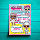 LOL Surprise Dolls Printable Invitation (Customized)