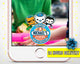 Octonauts Birthday Snapchat Filter