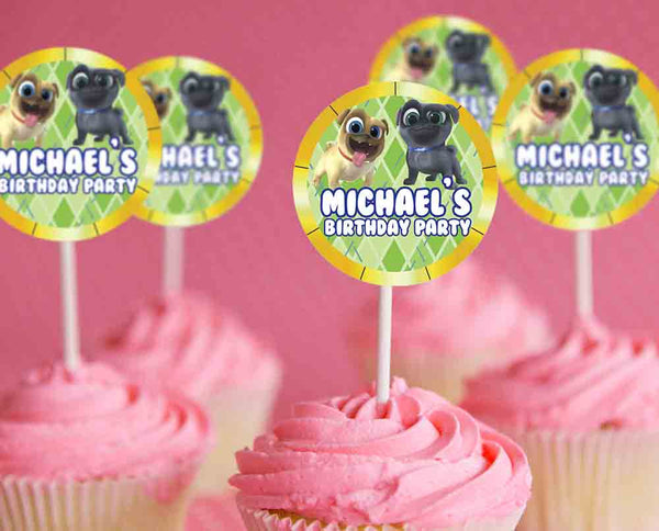 Puppy Dog Pals Cupcake