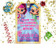 Shimmer and Shine Favor Bag Tags