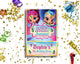 Shimmer and Shine Thank You Card